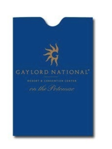 Picture of Hotel Key Card Sleeve