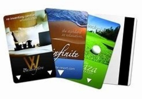 Picture of Hotel Key Cards