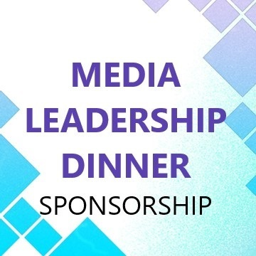 Picture of Media Leadership Dinner Sponsorship