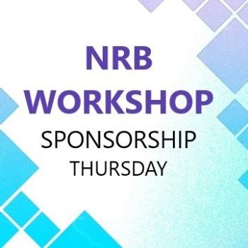 Picture of Workshop Sponsorship Thursday