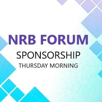 Picture of Forum Sponsorship Thursday Morning