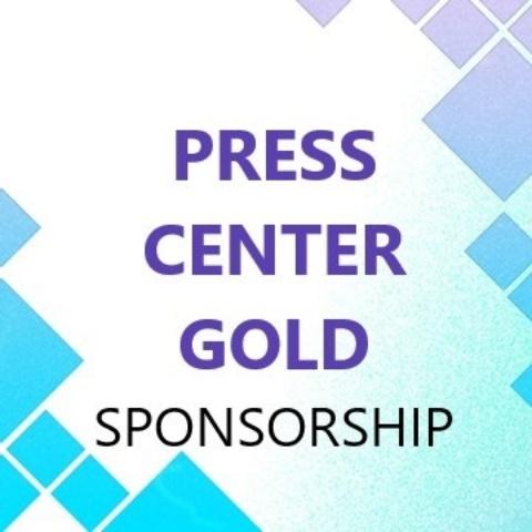 Picture of Press Center Sponsorship
