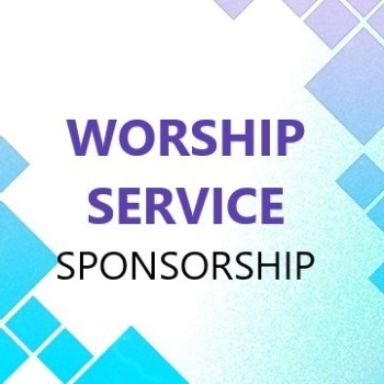 Picture of Worship Service Sponsorship
