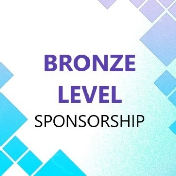 Picture of Bronze Level Conference Sponsorship
