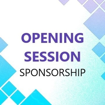 Picture of Opening Session Sponsorship