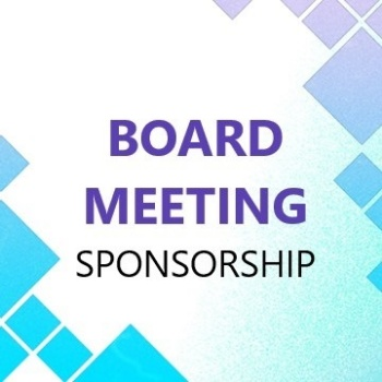 Picture of Board Meeting Sponsorship
